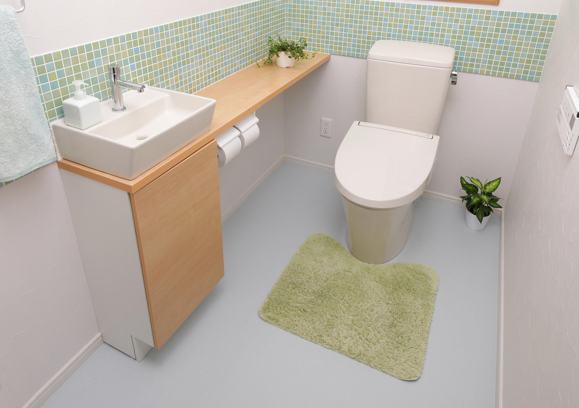 トイレの壁紙は何を選べばいい おすすめの選び方をご紹介 Art